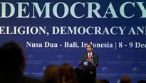 Bali Democracy Forum Calls for Synergy of Religions and Tolerance