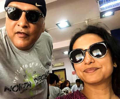 Spotted: Divya Dutta in Lonavala