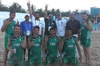 Pakistan defeats India to lift Asian Beach Kabaddi title