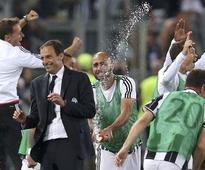 Juventus beat AC Milan to win Coppa Italia, complete double