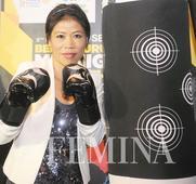 Mary Kom Makes It To Rajya Sabha