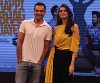 Abhay Deol Talks About Filming Happy Bhag Jayegi With Diana Penty