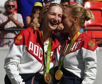 Rio Olympics Tennis: Andy Murray and Monica Puig create Olympic history [PHOTOS]