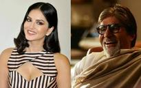 Big B, Sunny lead in 'hottest vegetarian celebrity' contest