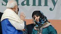 Modi calls up Mehbooba to reassure Centre's support for peace effort