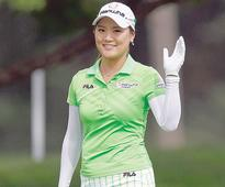 Ryu storms to one-shot lead at Kingsmill low-scoring round