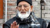 Hurriyat leader Geelani in hospital after a minor heart attack; stable