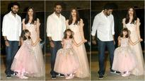 In Pics: Abhishek and Aishwarya Rai Bachchan's bash for daughter Aaradhya's birthday was a fun-filled affair!