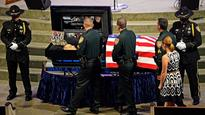 Funeral held for sheriff's deputy killed in Baton Rouge ambush