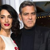 George Clooney is both nervous and excited about fatherhood!