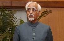 Cooperation in infra, energy sectors to benefit India, Nigeria: Vice Prez Hamid Ansari