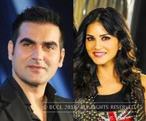 Sunny Leone, Arbaaz Khan start shooting for 'Tera Intezaar'