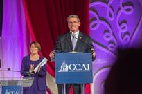 Jars of Clay, Minn Vikings GM Talk Hopes for the Future of Adoption at CCAI Gala