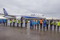 Boeing, ANA Celebrate 100,000 787 Dreamliner Revenue Flights