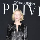 The sweet tale of Cate Blanchett, a cabbie, and Armani Prive perfume