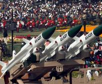 Indian armed forces to test Akash missiles as part of user trials