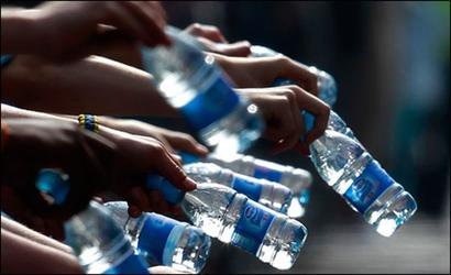 How safe is the bottled water you drink?