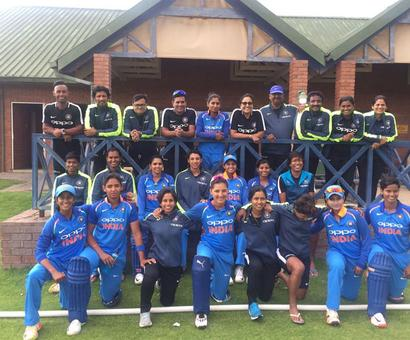 Harmanpreet & Co gear up for twin glory in South Africa