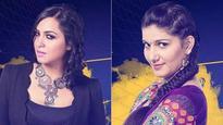 This video of Bigg Boss 11 contestants Arshi Khan-Sapna Choudhary goes viral