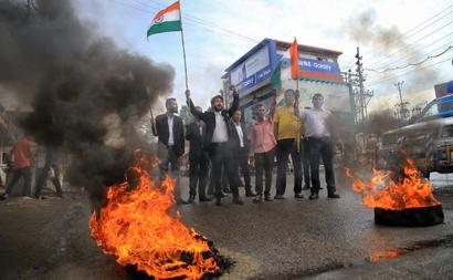 People with 'Kashmir-centric mindset' term our stir communal: Jammu lawyers