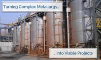 Turning complex metallurgy into a viable project