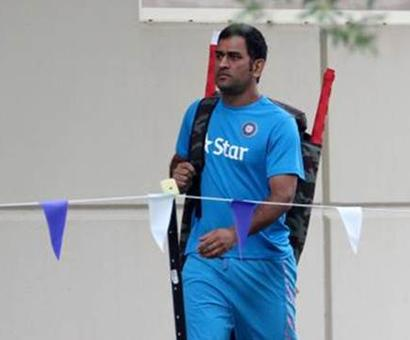 Will Dhoni lead young Zimbabwe-bound Indian squad?