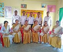 Teachers adopt uniform in Dhubri LP school
