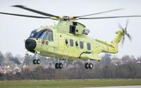 Leonardo unveils lightweight Osprey AESA radar