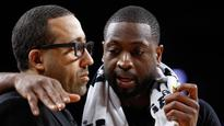 Fizdale says Wade leaving Heat was a 'kick to the stomach' for both sides