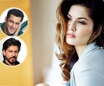 Sunny Leone collaborates with Shah Rukh Khan, Salman Khan