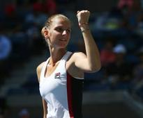 Pliskova rolls past Konjuh, into US Open semifinals