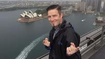 Taking Sydney by 'Sandstorm,' Darude climbs the Harbour Bridge and its perfect