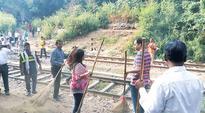 NDMC kicks off Swachh Bharat week with sanitation drive at Sanjay Camp