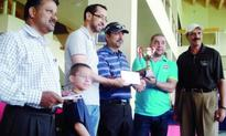 Arellano, Javed, Anas winner at Power Horse Monthly Medal