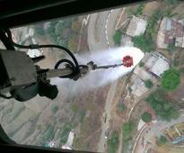 Uttarakhand forest fire spreads; Centre takes stock