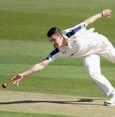England fast bowler worries more about physical injury than hearing loss