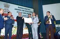 HAL Bestowed with Raksha Mantri's Awards