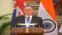 Will support Indias bid for NSG, UNSC membership: New Zealand PM John Key