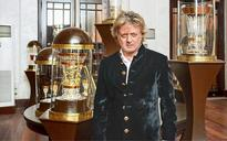 Avoid cluttering, use as single pieces, says Rohit Bal on his new, regal crystalware collection