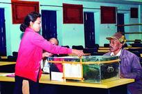 Ranchi varsity polls peaceful