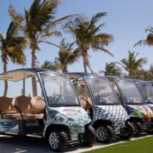 Jumeirah Group launches new buggies showcasing Emirati female's artistic designs