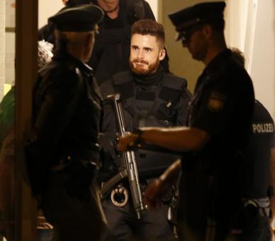 Teenage friend of Munich gunman arrested: police