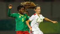 Canada wins U17 Women's World Cup opener