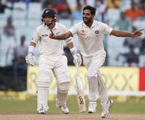 Bhuvneshwar Kumar ruled out of final Test against NZ