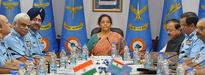 Govt committed to fill gaps in IAF: Nirmala Sitharaman