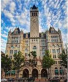 Iconic Washington Old Post Office building debuts as luxury hotel in September 2016