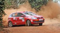 IRC 2015: Gaurav Gill leads the way in Chikmagalur at the end of Day 2