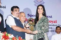 Venki Ramakrishnan, Katrina Kaif among those awarded by Priyadarshani  Academy