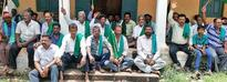 Farmers protest, lay siege to CNNL office