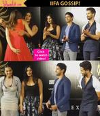 IIFA 2016: 5 awkward moments between Shahid and exes Priyanka, Sonakshi you CANNOT afford to miss- watch video!